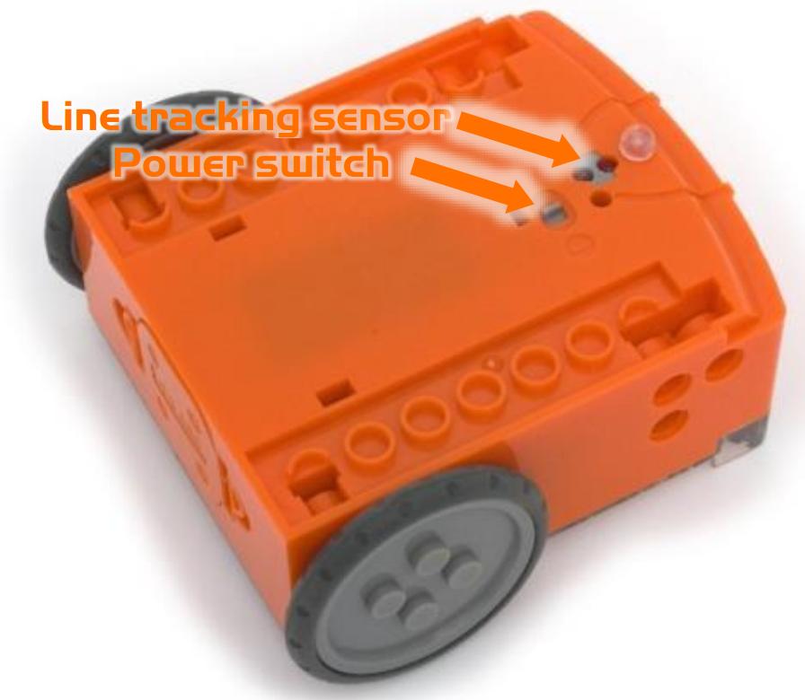 edison bottom sensors