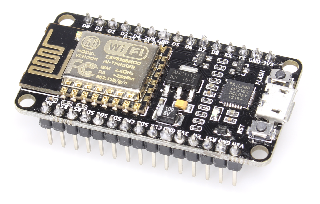 3D printing with circuits and Arduino: Explore the inventory